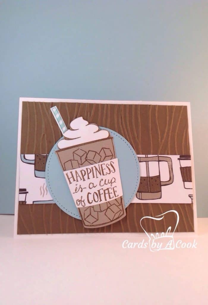 Stampin Up! Coffee cafe' stamp set