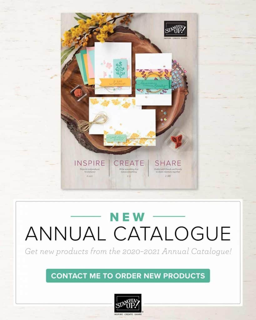 Annual Catalogue 2020 2021 Stampin Up