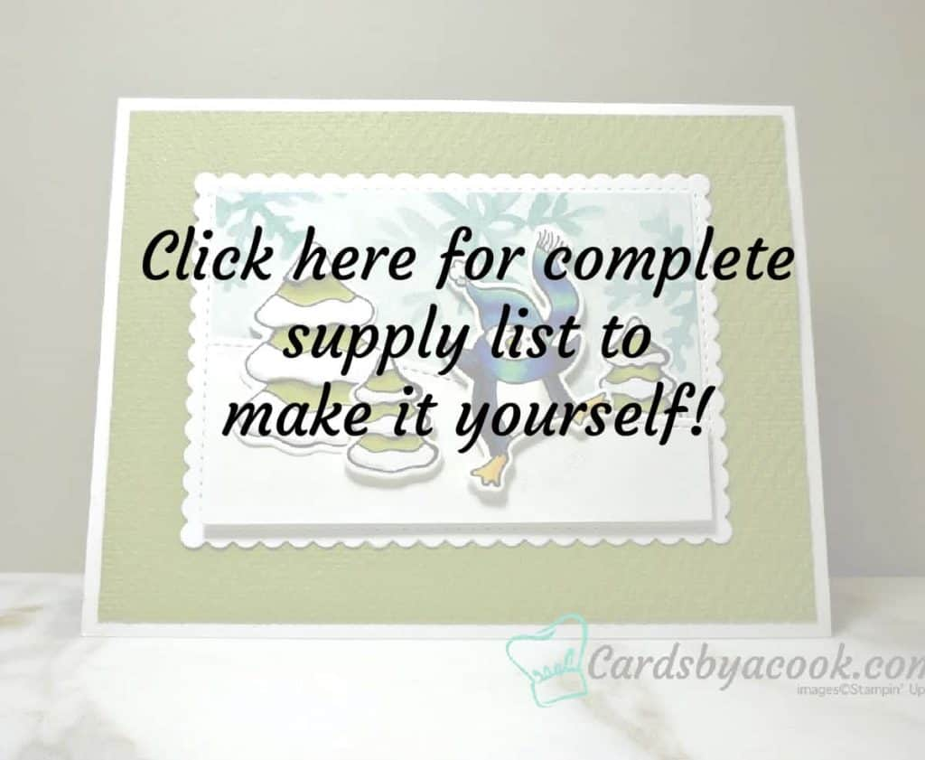 link to purchase supplies for christmas card